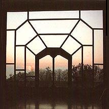 シュタイナー建築/ゲーテアヌムの窓